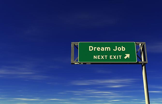 Olympia Life Coach Dream Job
