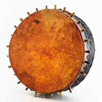 Heart of Wellness Shamanic Drum
