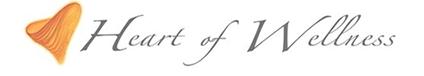 Heart of Wellnes Logo Transparent