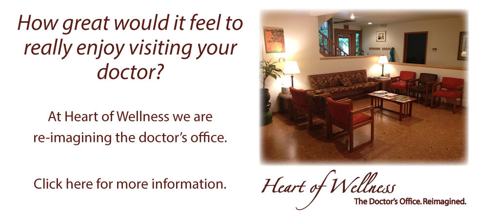 The Doctor's Office. Reimagined.
