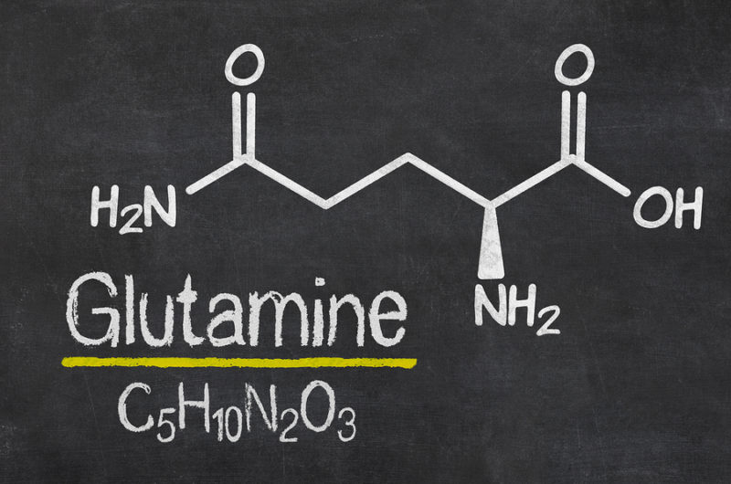 L-Glutamine supplements