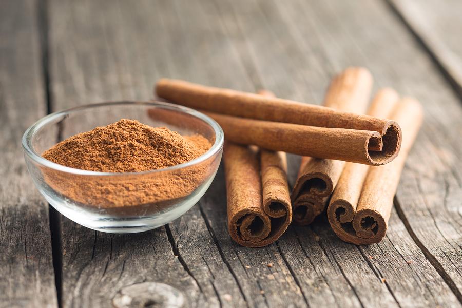 Sweet and Healthy Cinnamon