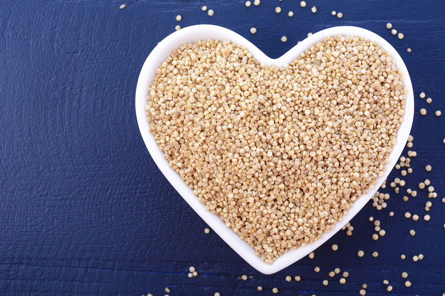 Quinoa abdominal pain